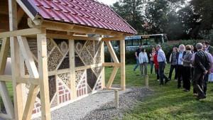 Curt-Mast-Jägermeister-Stiftung Insektenhotel